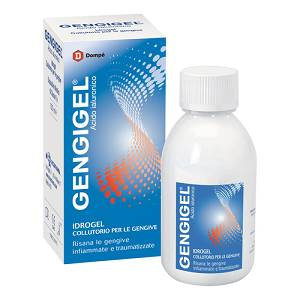 GENGIGEL IDROGEL COLLUT 150ML