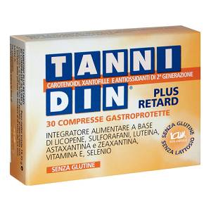 TANNIDIN PLUS RETARD 30CPR