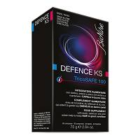 DEFENCE KS TRICOSAFE 60CPR